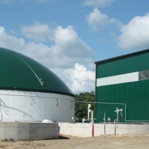 Technologie termotlaké přípravy pro bioplynové stanice