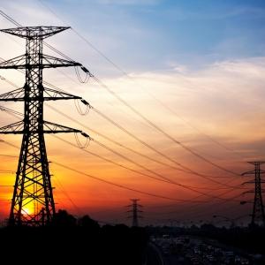 elektřina-noc