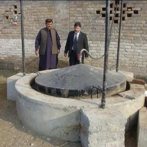 biogas plant pakistan