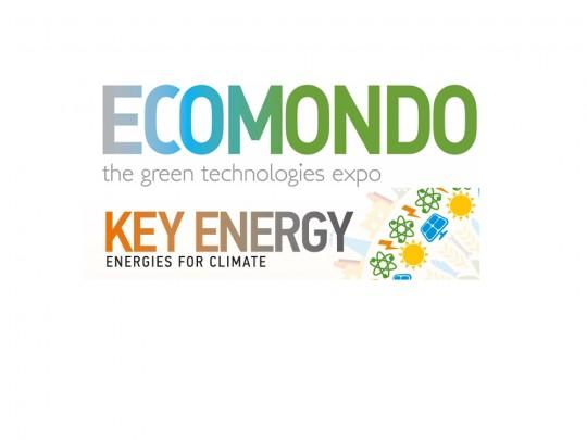 Pojeďte zdarma na italský veletrh Ecomondo a Key Energy