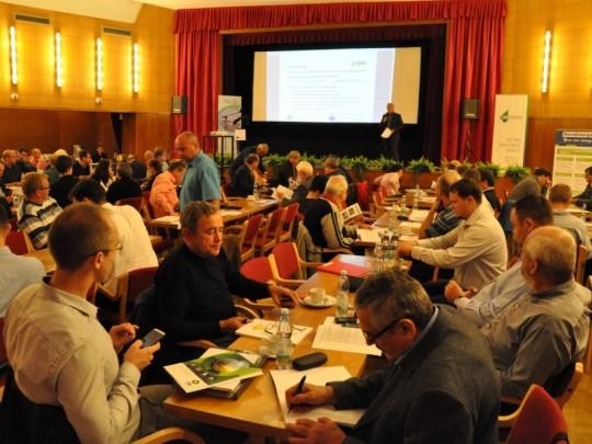 Třeboň zažila další úspěšnou bioplynovou konferenci
