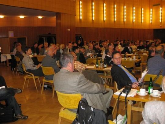 Třeboňská konference potvrdila historický rozmach oboru