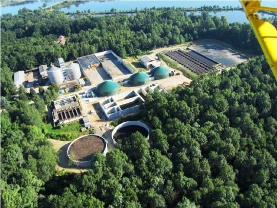 Bioplynová stanice v Třeboni získala prestižní ocenění