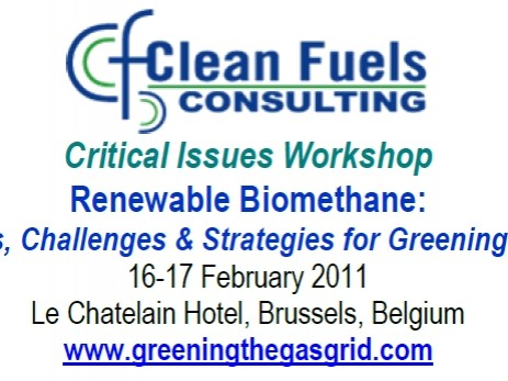 Bruselský workshop k problematice vtláčení biometanu