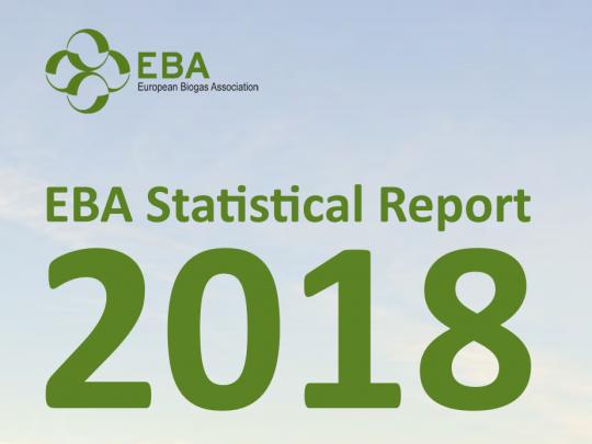 Nové statistiky bioplynu v EU od EBA