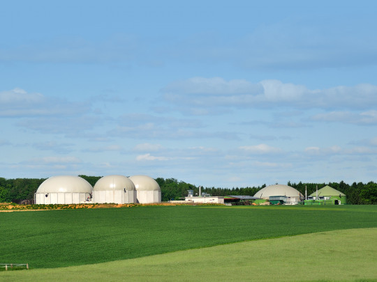Odstraňování sulfanu z bioplynu