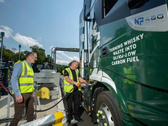 Glenfiddich_green_biogas_fleet_1