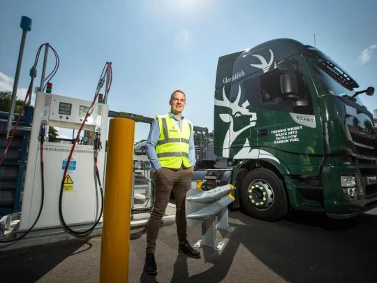 Glenfiddich_green_biogas_fleet_2